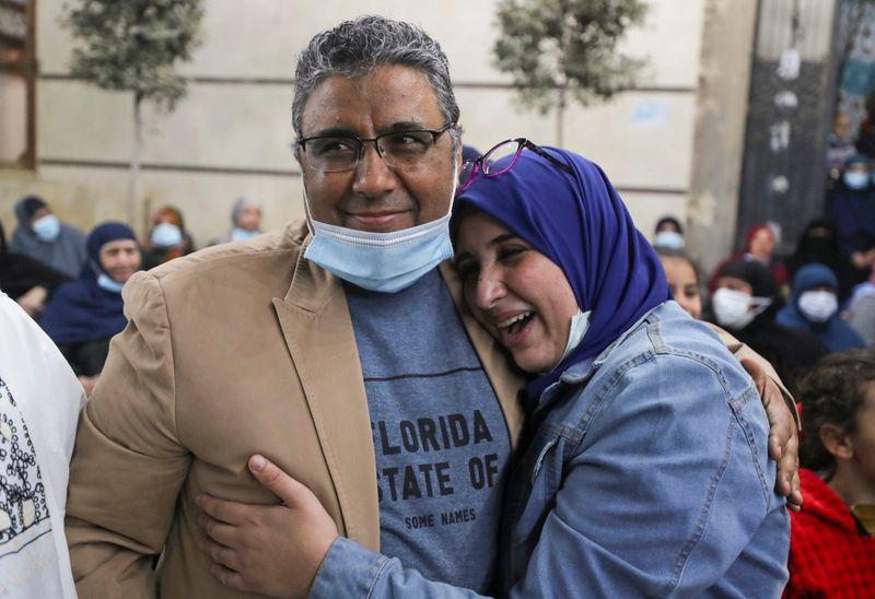 L'Egypte libère un journaliste d'Al Jazeera après quatre ans de détention