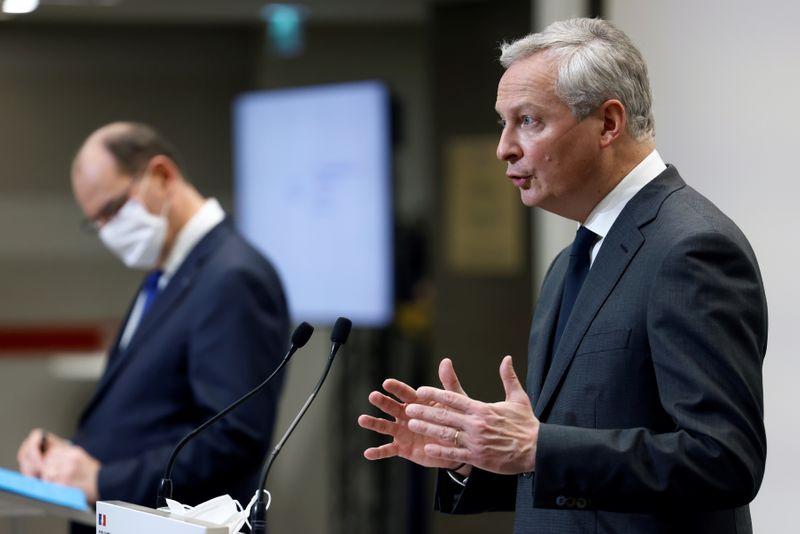 L'Etat maintiendra son soutien financier à l'aéronautique, déclare Le Maire