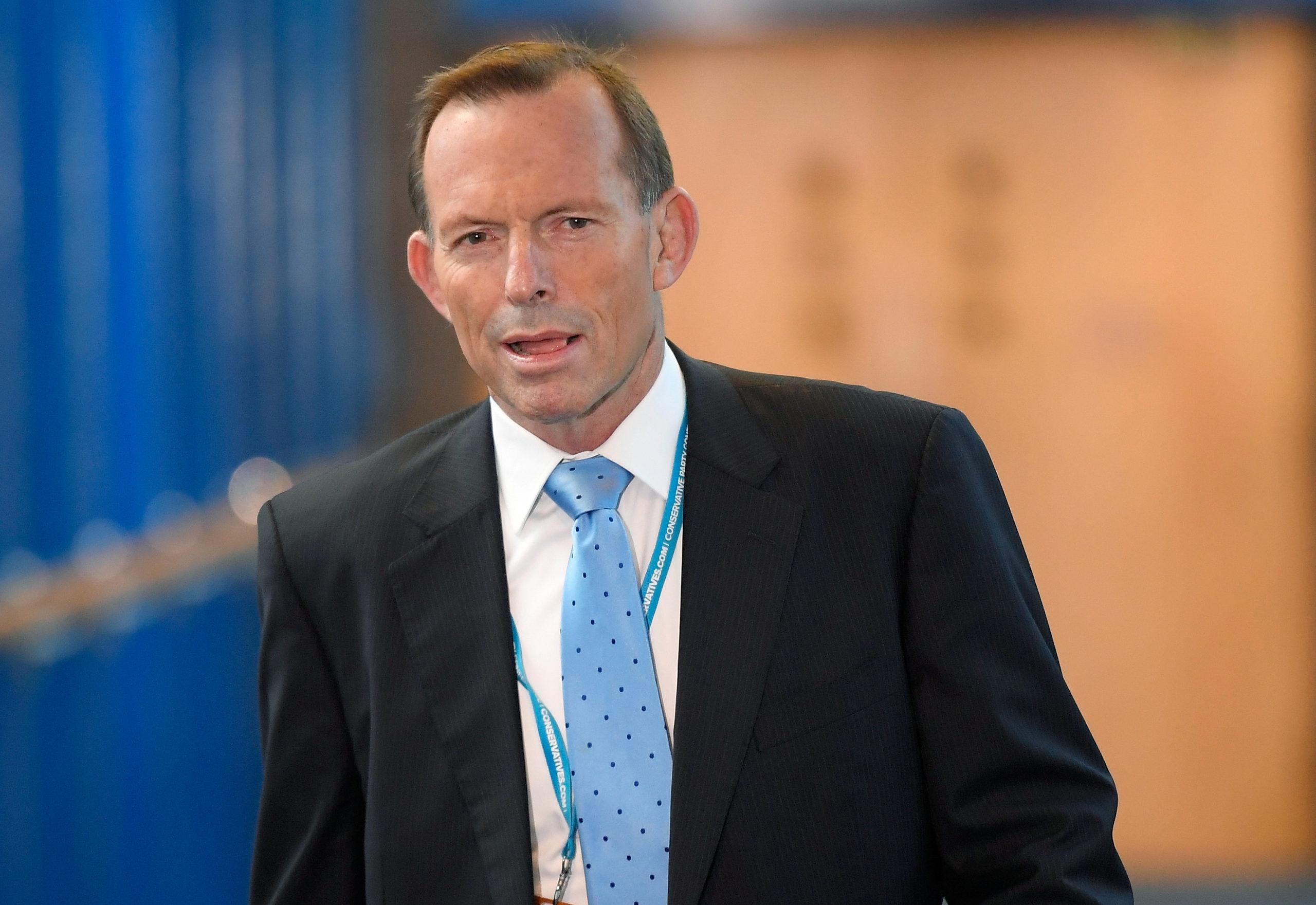 L'ex-dirigeant australien Tony Abbott conseiller au commerce du gouvernement britannique