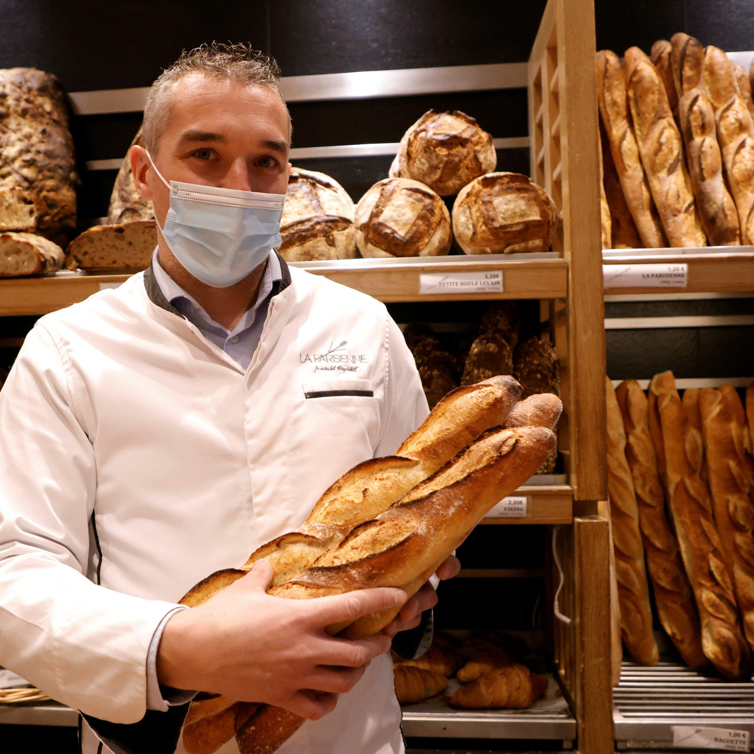 L'humble baguette en lice pour un classement au patrimoine de l'Unesco