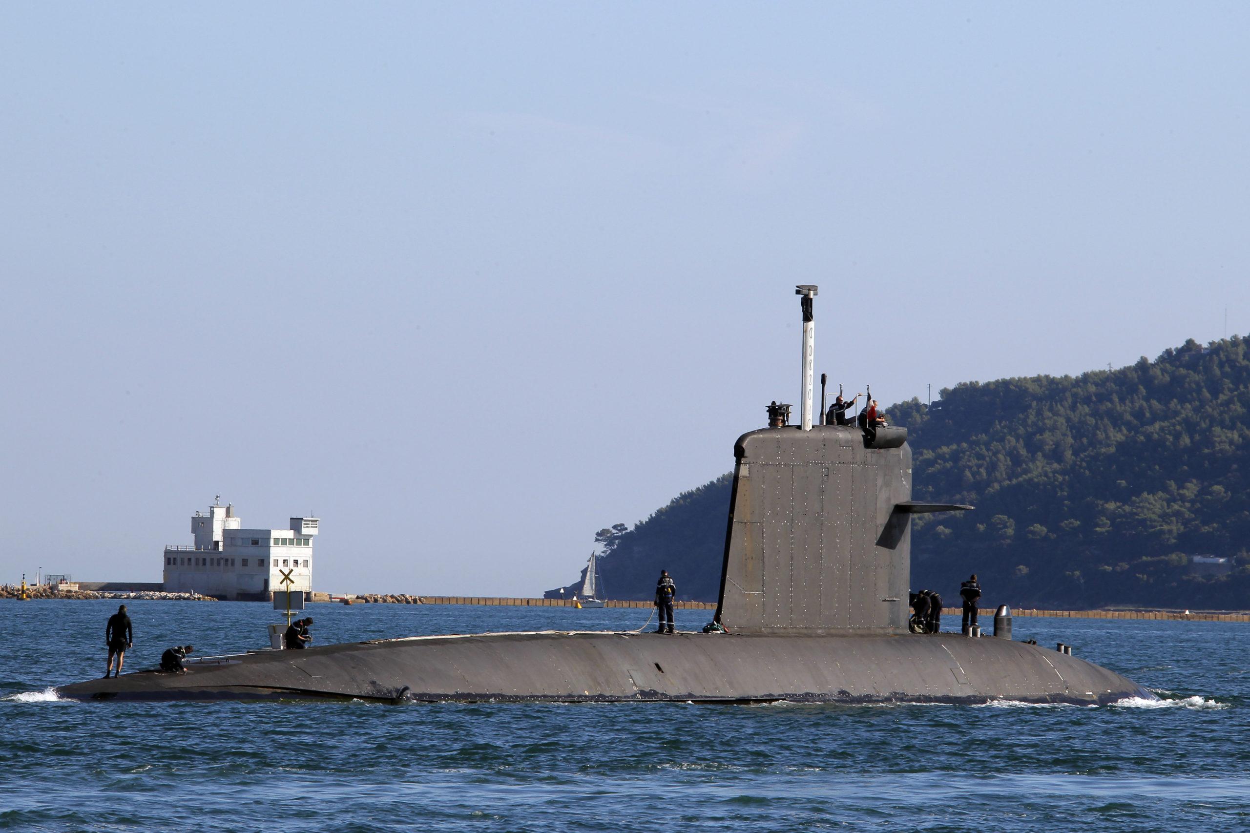 L'incendie à bord du sous-marin Perle a été maîtrisé