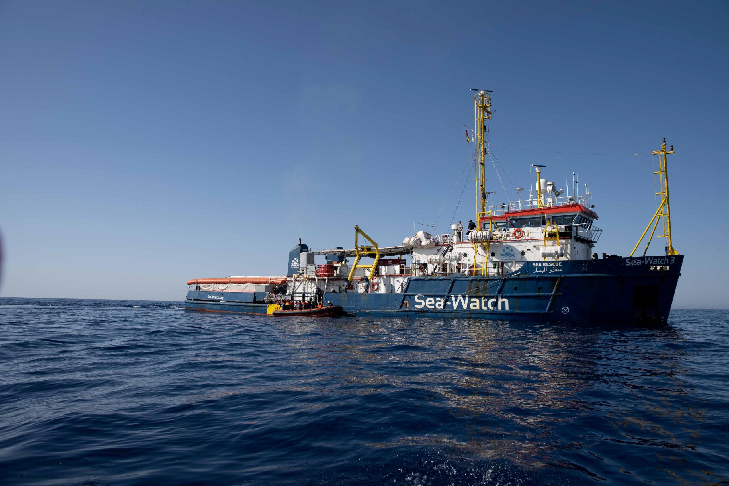 L'Italie immobilise un navire humanitaire pour des raisons de sécurité