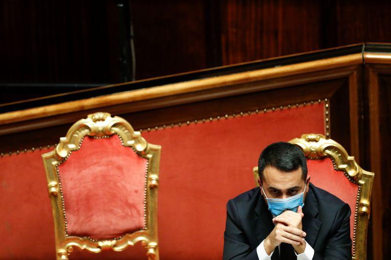 L'Italie poursuit les laboratoires pour sécuriser les doses de vaccins