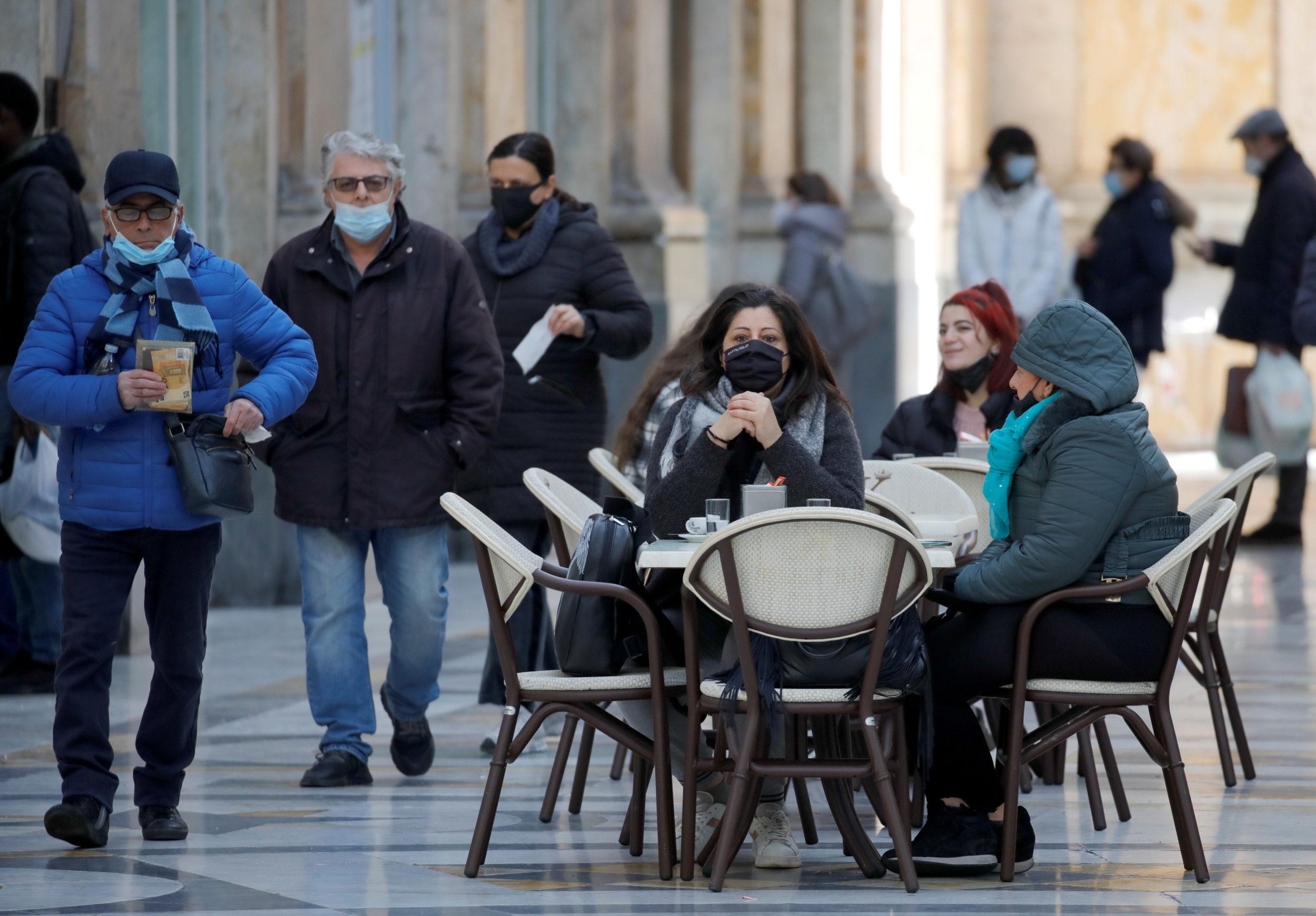 L'Italie recense 253 décès et 20.499 nouveaux cas