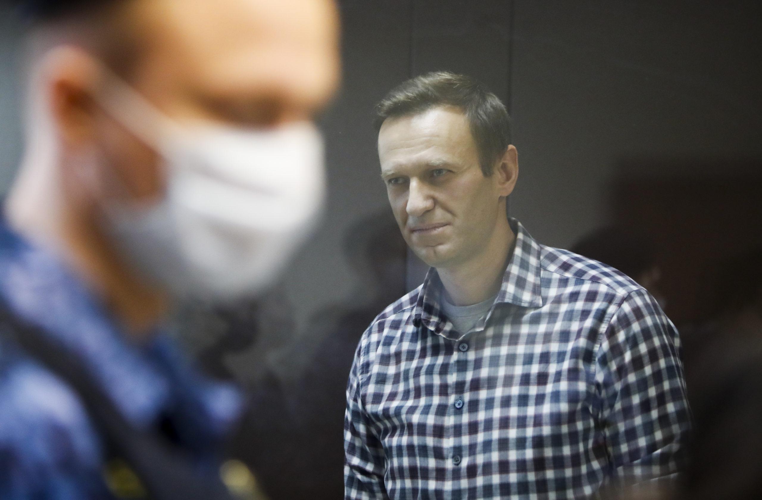 L'opposant russe Alexeï Navalny est arrivé dans une colonie pénitentiaire