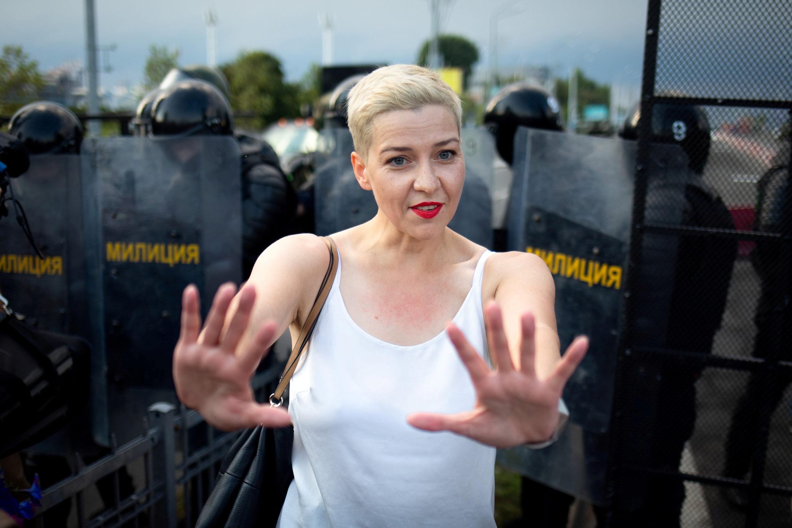 L'opposante biélorusse Kolesnikova dit avoir été menacée de mort par les forces de sécurité