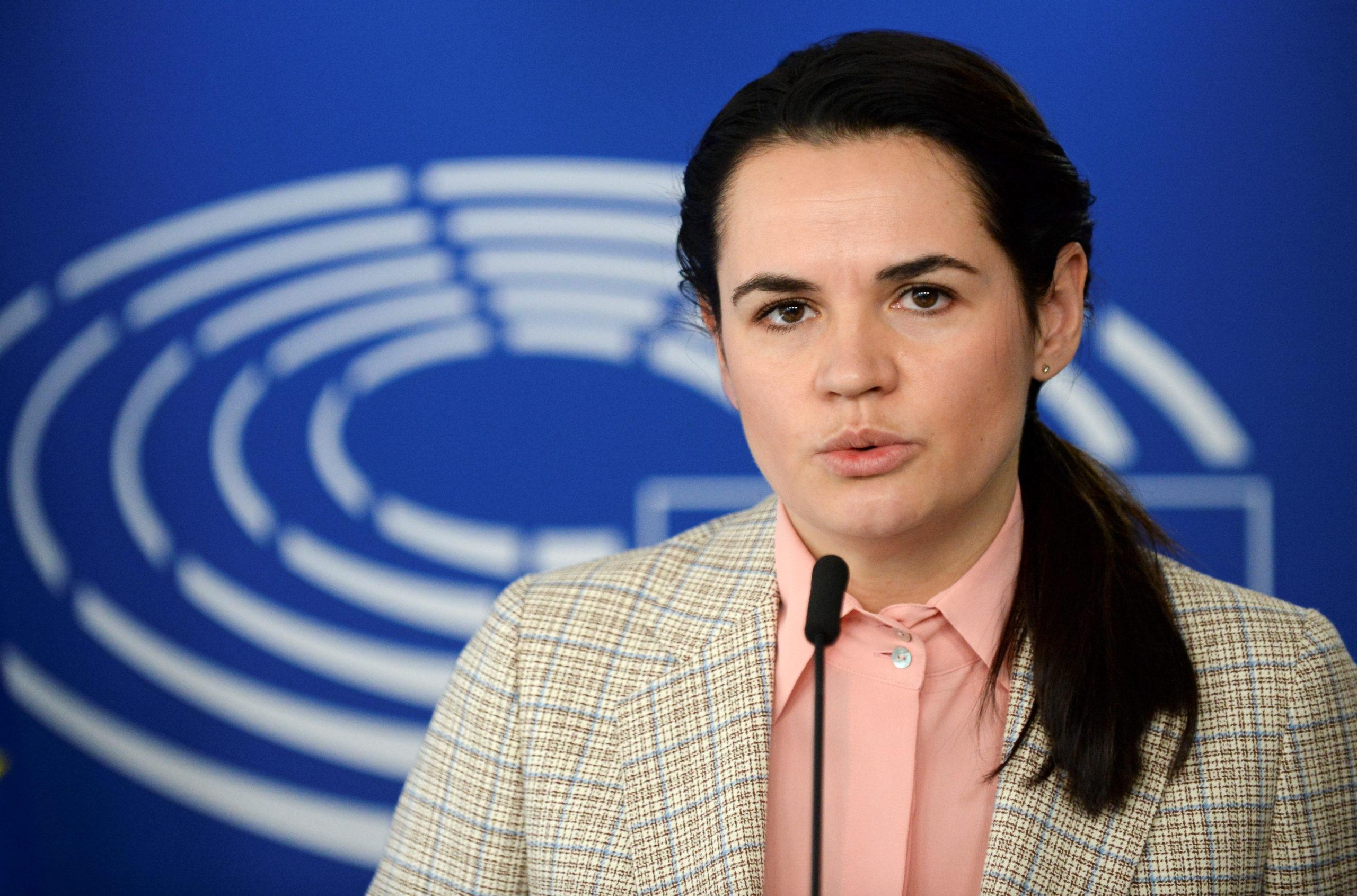 L'opposition biélorusse demande à Bruxelles d'approuver les sanctions contre Minsk