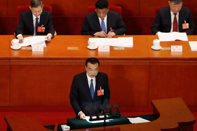 La Chine renonce à un objectif de croissance économique annuelle