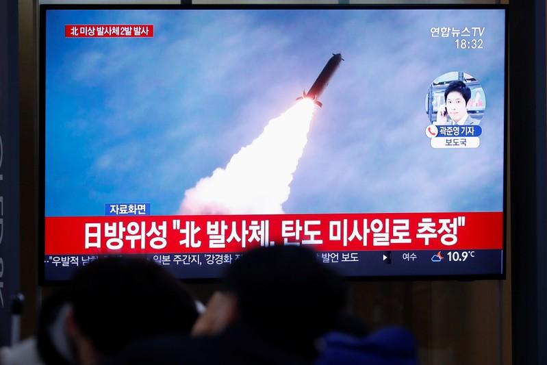 La Corée du Nord a de nouveau testé un lance-roquettes multiple