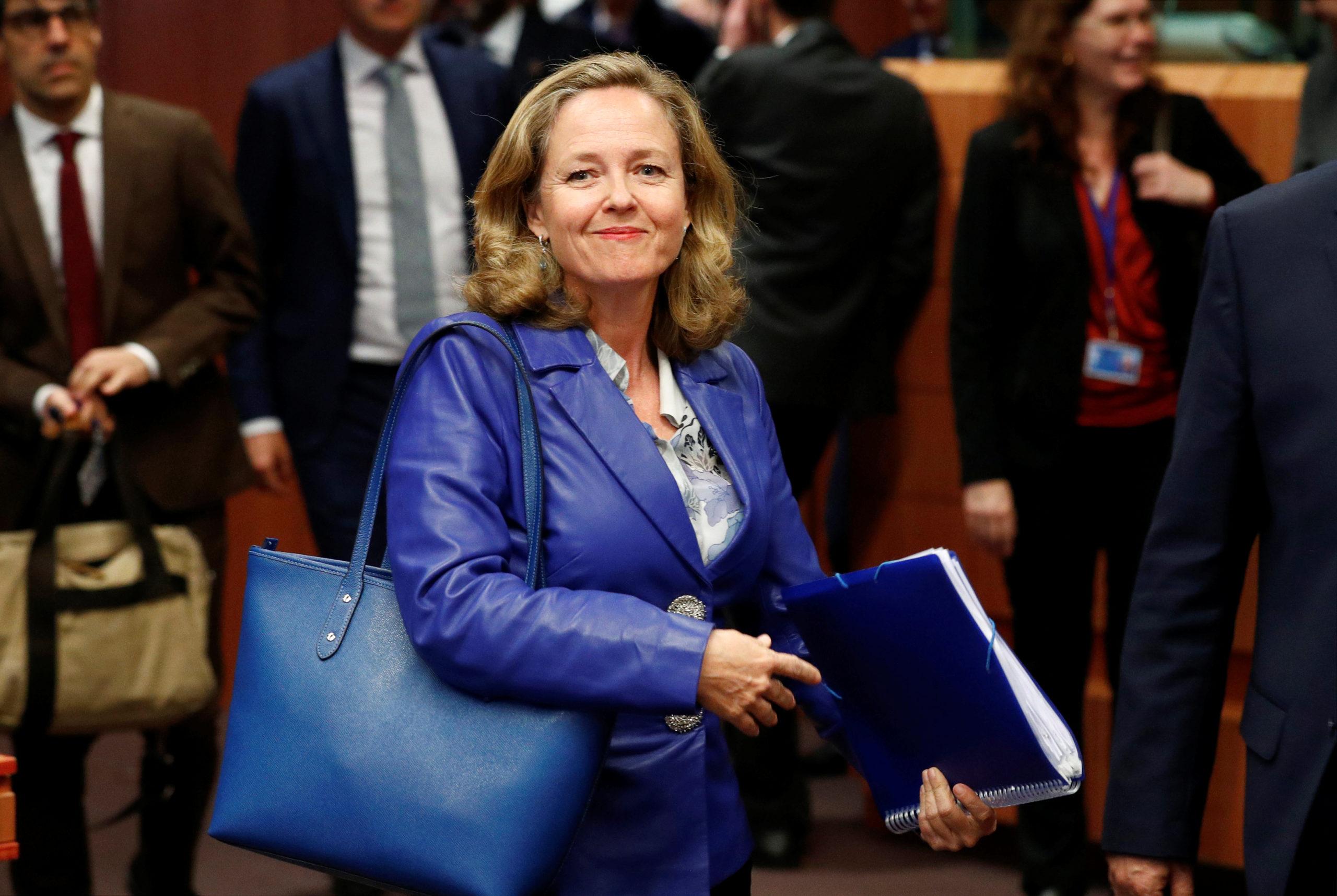 La France soutient la candidature de l'Espagnole Calvino à l'Eurogroupe