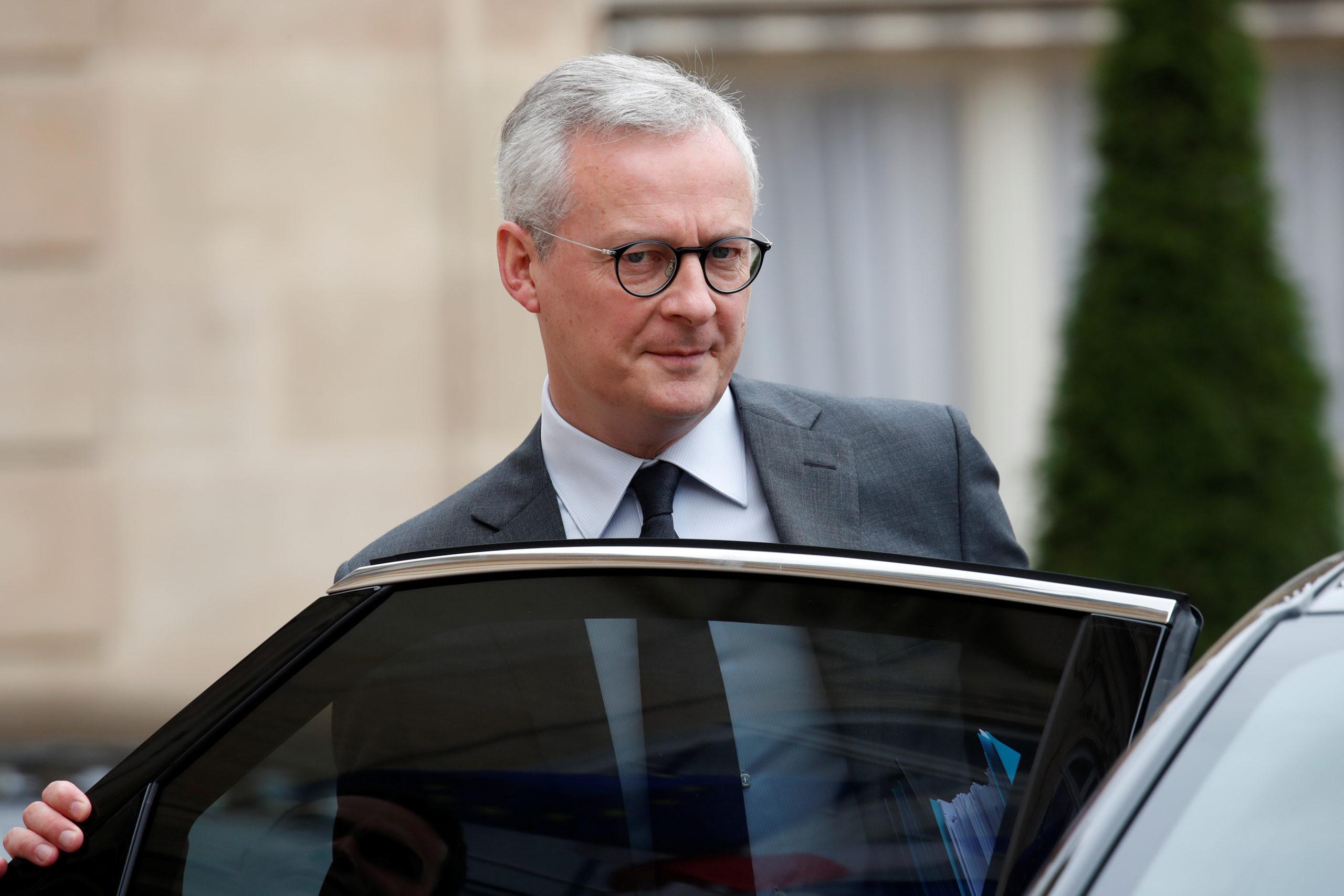"""La France va cantonner sa """"dette Covid"""", dit Le Maire"""