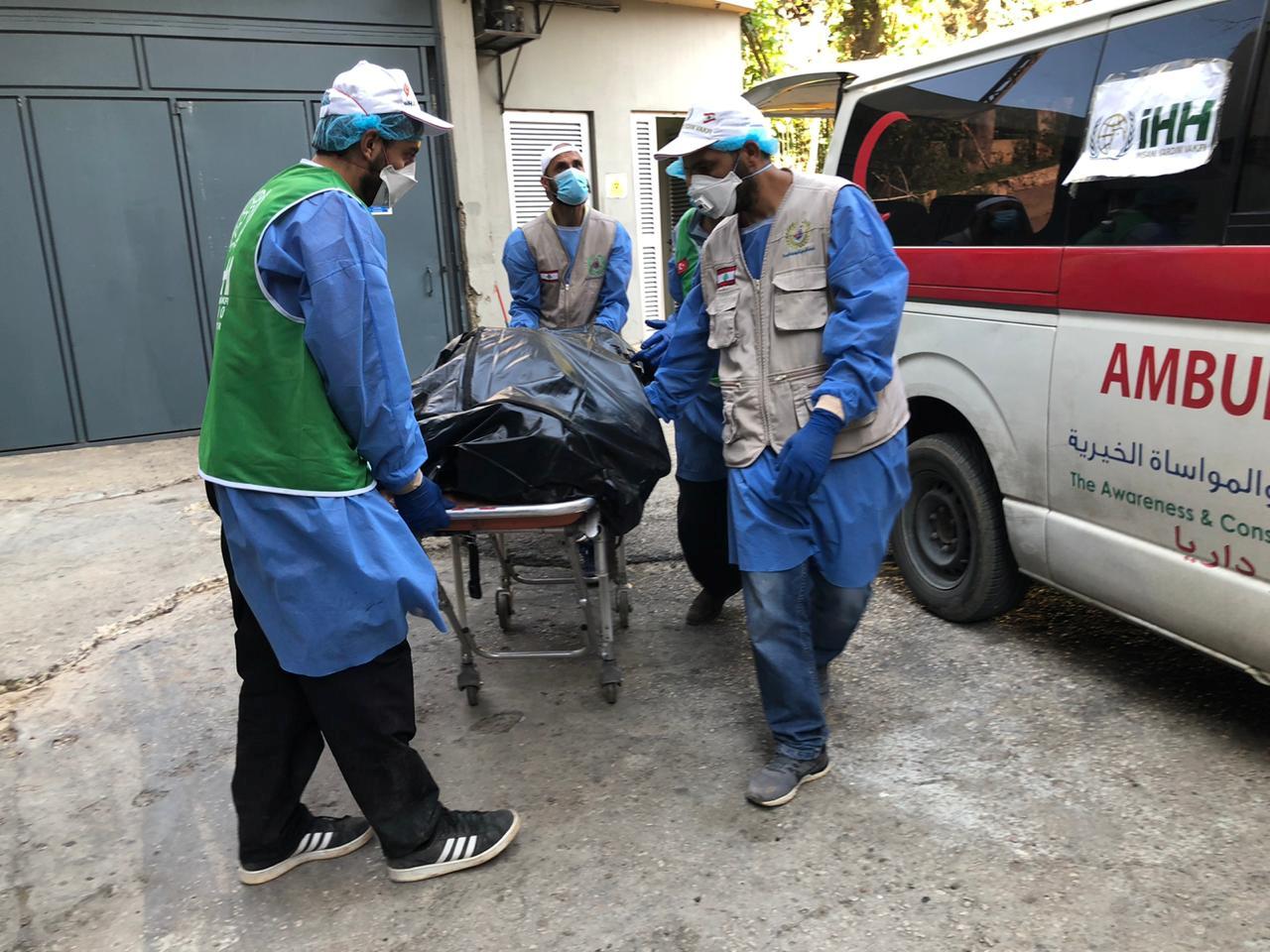 Le bilan s'alourdit à Beyrouth, 135 morts et près de 5.000 blessés