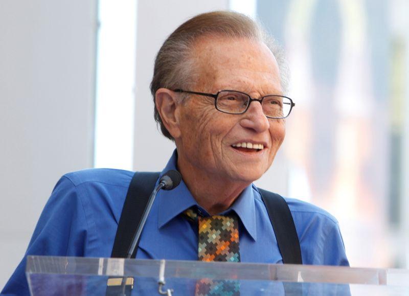 Le célèbre présentateur américain Larry King est mort à 87 ans