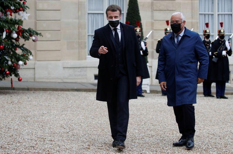 Le chef du gouvernement portugais annule ses déplacements après avoir rencontré Macron à Paris