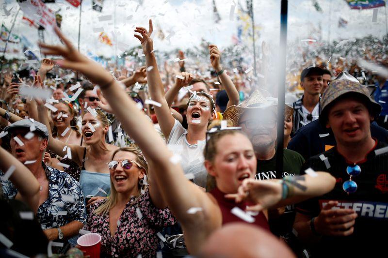 Le festival de Glastonbury annulé pour la deuxième année