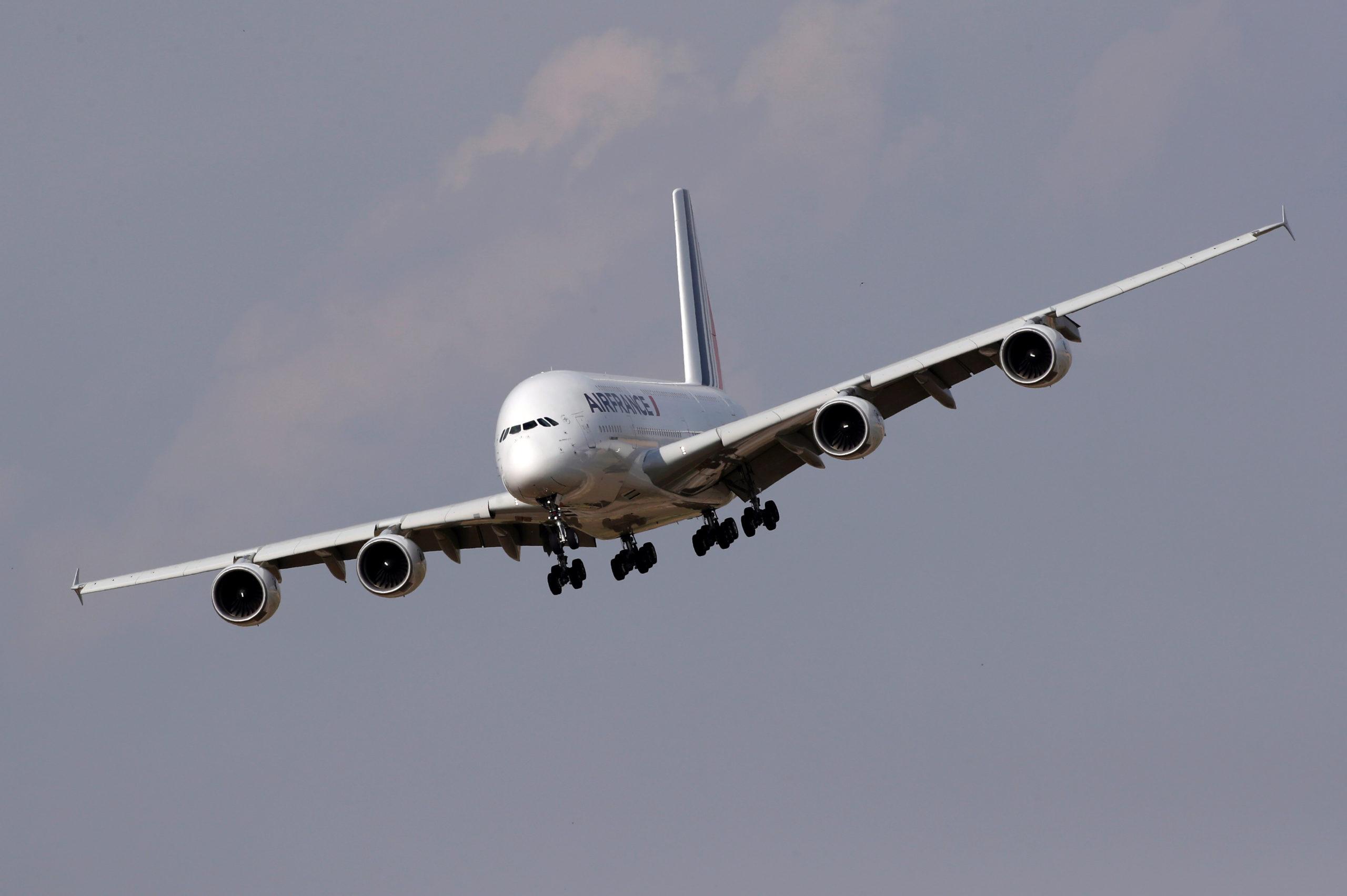 Le groupe Air France prévoit de supprimer 7.500 postes d'ici 2022