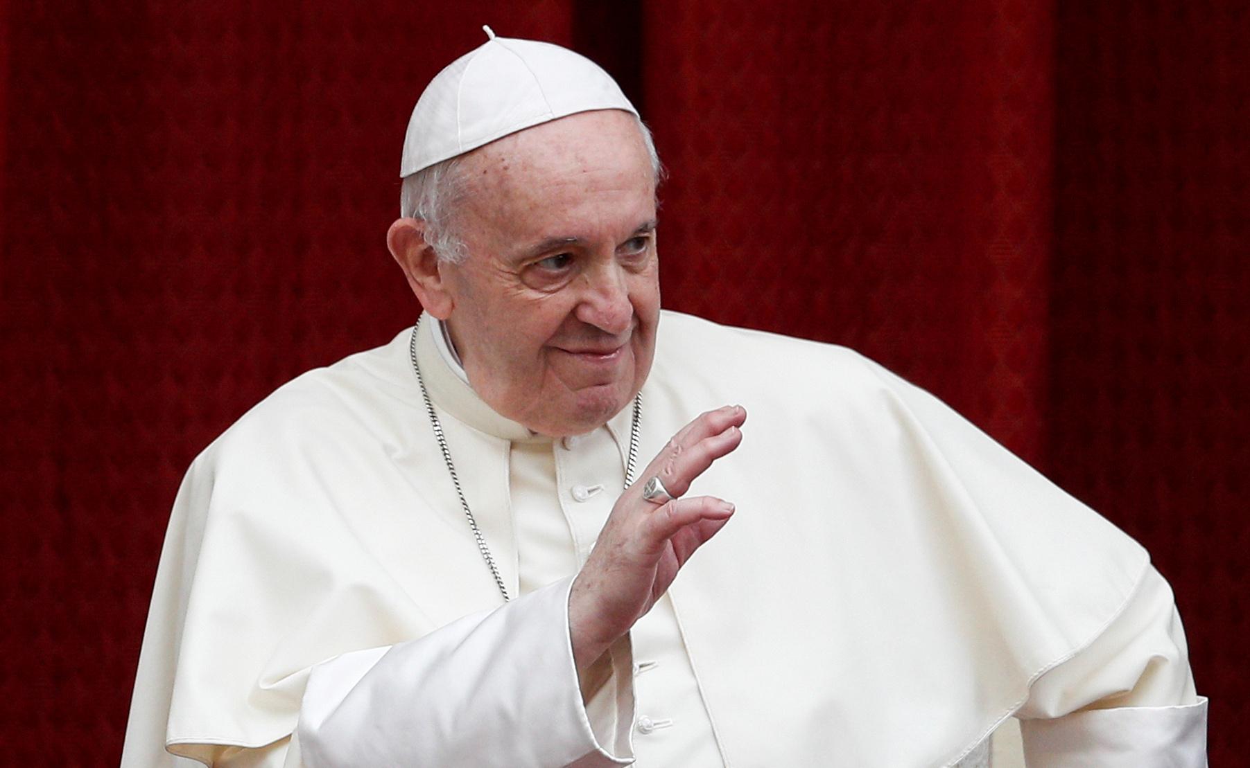 Le pape à Assise en octobre, sa première sortie depuis février