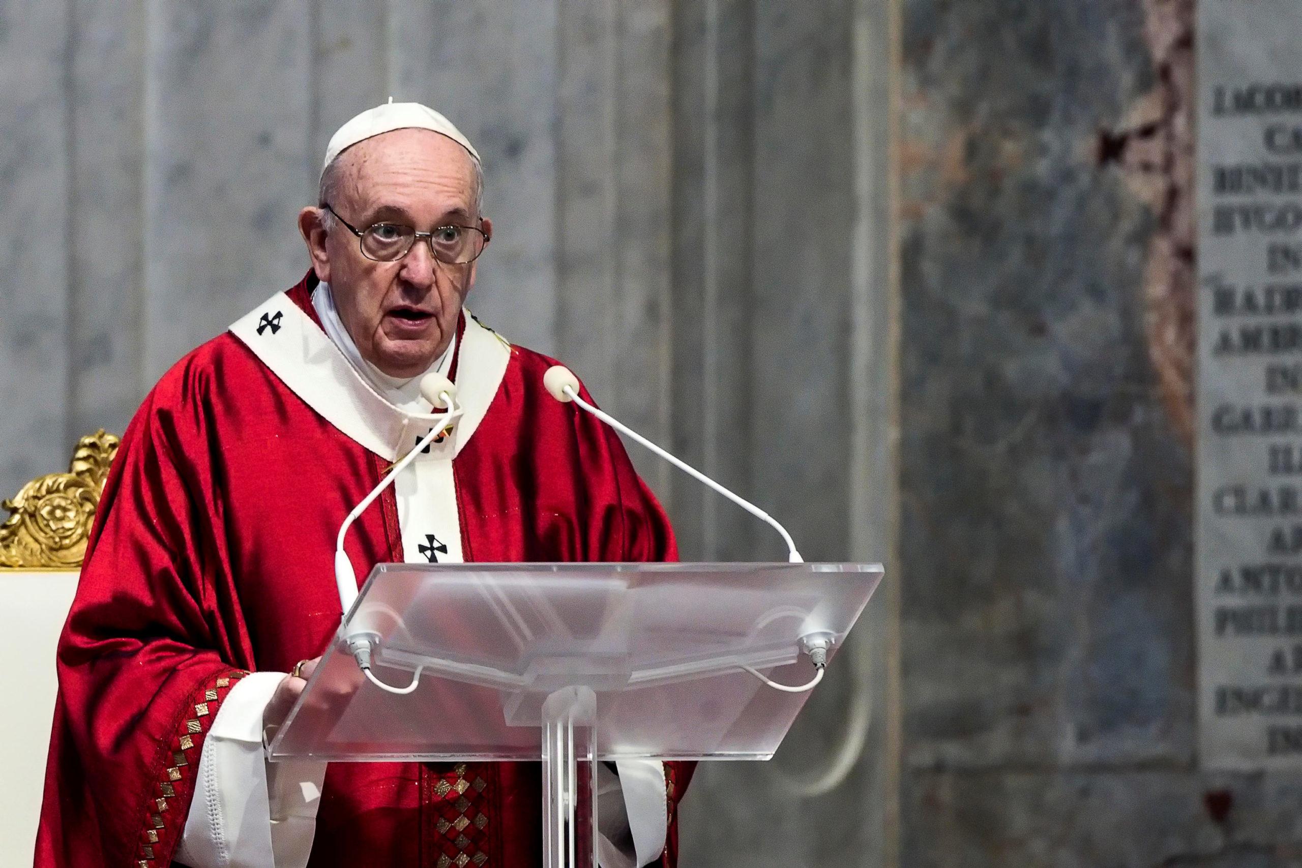 Le pape compare les camps de migrants en Libye aux camps des nazis