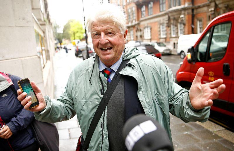 Le père de Boris Johnson demande la nationalité française pour rester Européen
