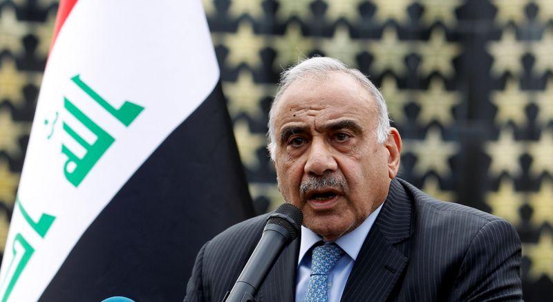 Le Premier ministre irakien, sous pression, annonce sa démission