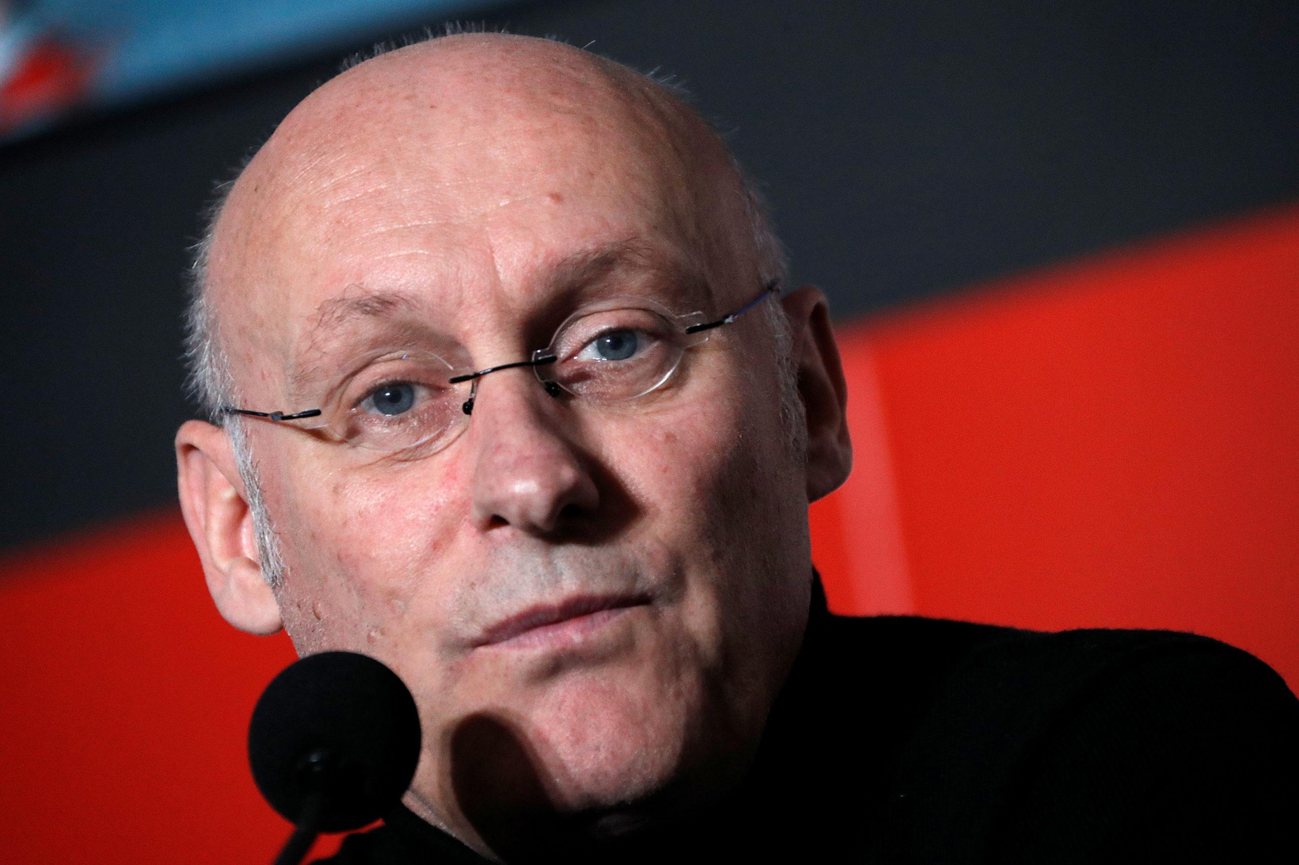 Le président de la FFR Bernard Laporte en garde à vue
