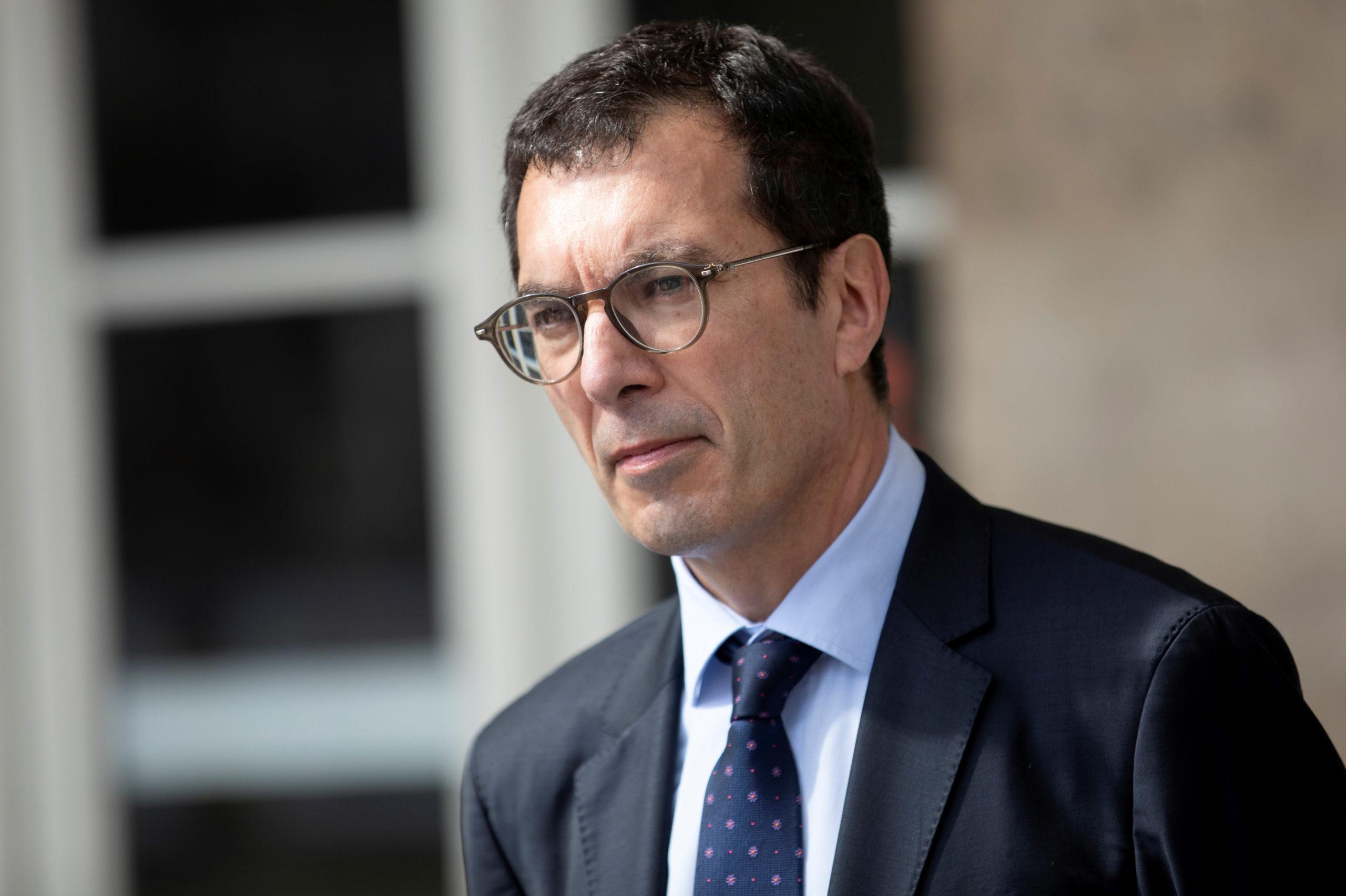 Le président de la SNCF espère un regain d'activité en 2023