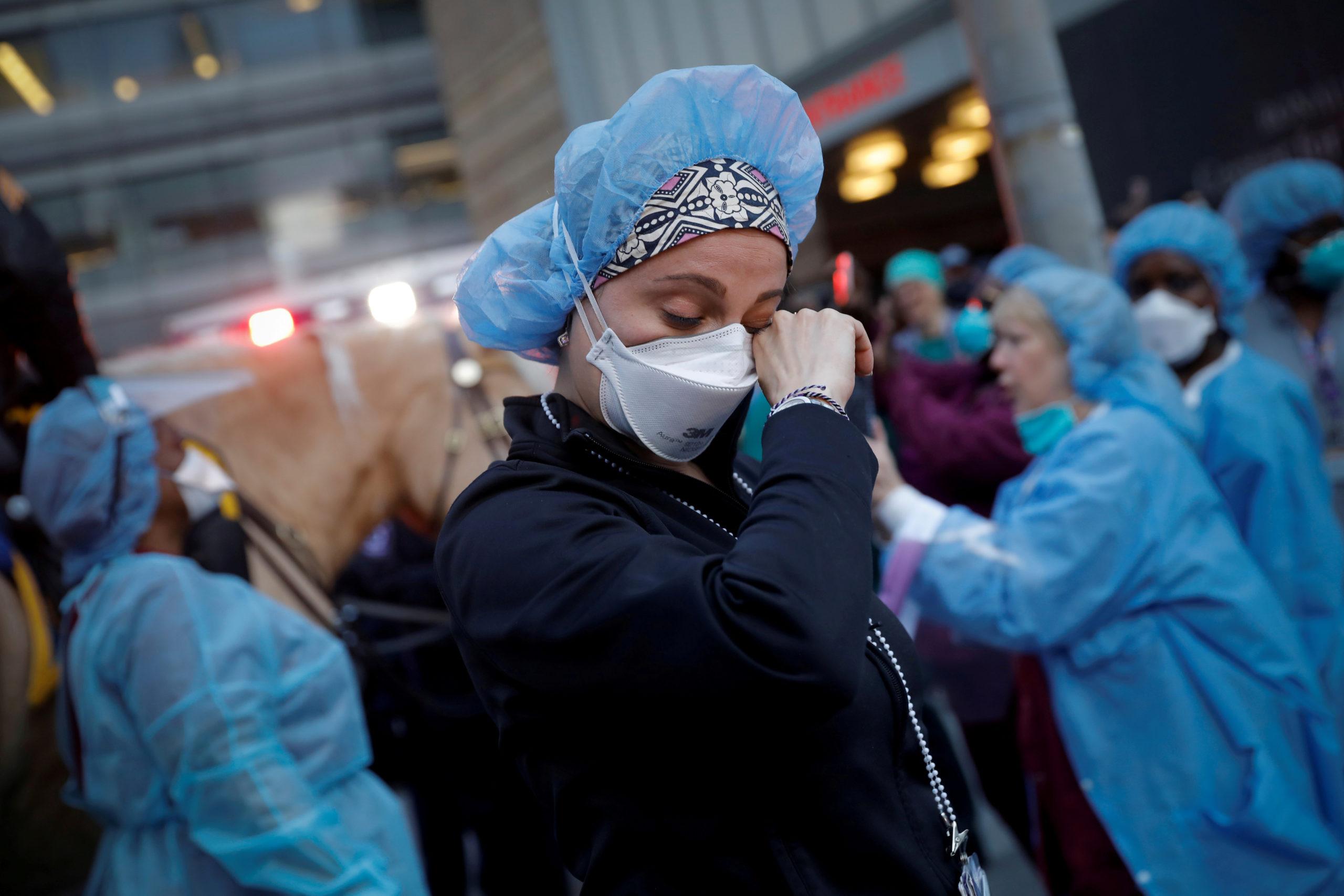 Les Etats-Unis s'approchent des 200.000 morts liés au coronavirus