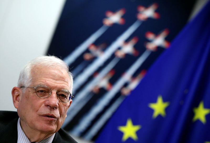 Les sanctions contre la Russie sur le dossier Nalvany ne sont pas la seule réponse, dit Borrell