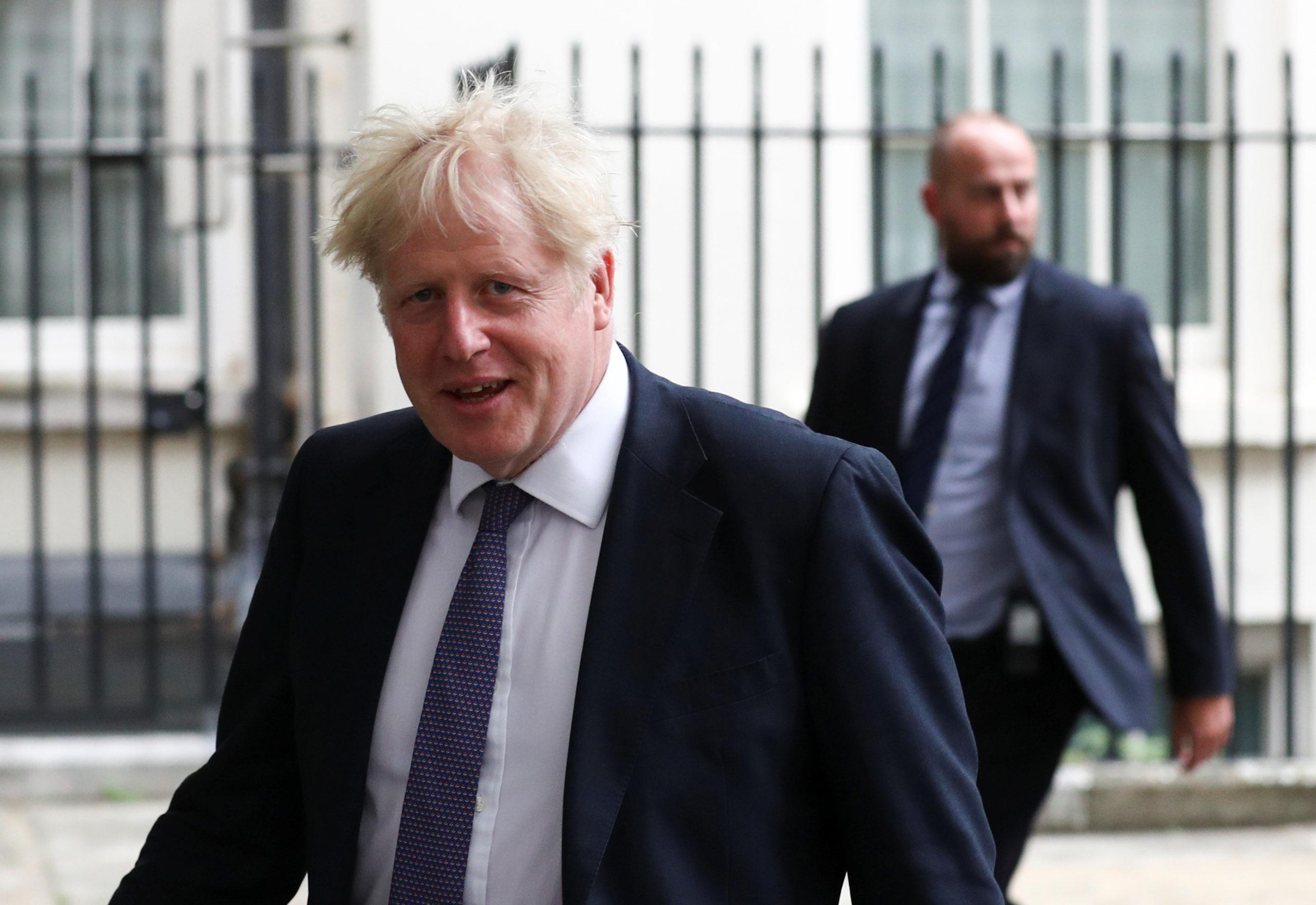 Londres veut s'affranchir partiellement de l'accord de sortie de l'UE