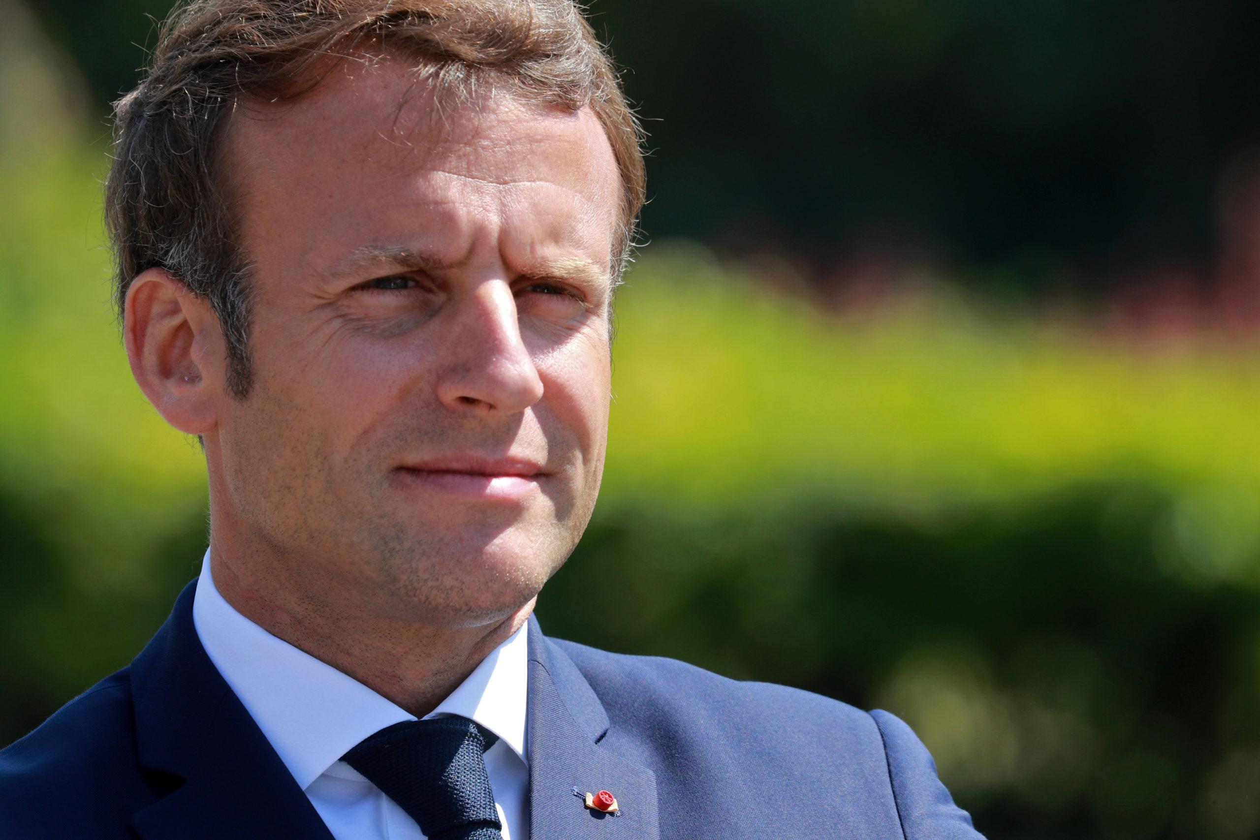 """MACRON À XI: LA FRANCE DÉFEND LE PRINCIPE """"UN PAYS, DEUX SYSTÈMES"""" POUR HONG KONG"""