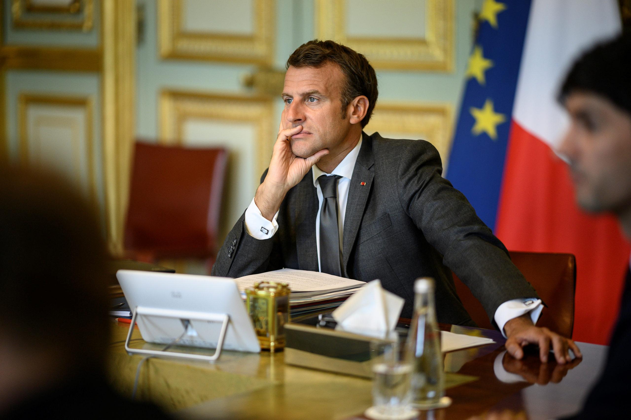 Macron insiste sur la nécessité d'un accord européen sur la relance en juillet