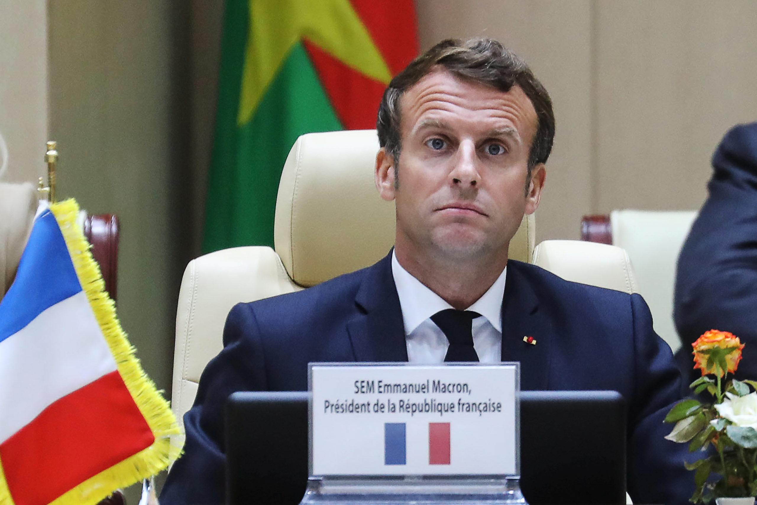 Macron juge possible une victoire contre les djihadistes au Sahel