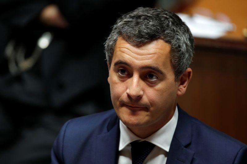 Migrants: Darmanin renouvelle sa confiance au préfet de police de Paris