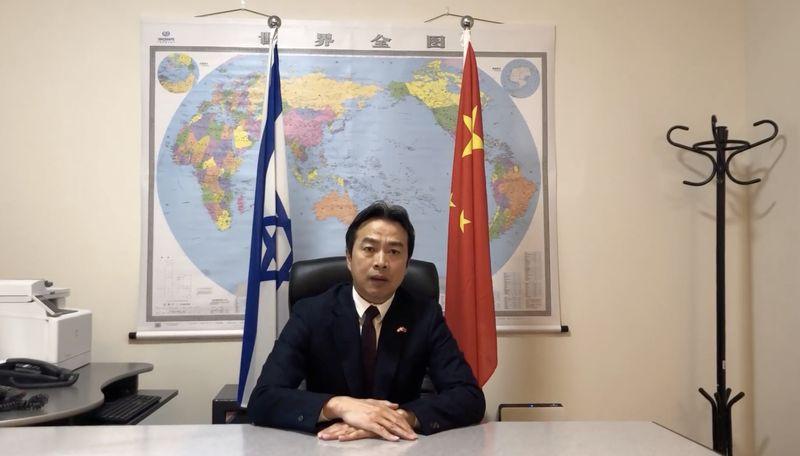 L'ambassadeur de Chine en Israël retrouvé mort à son domicile