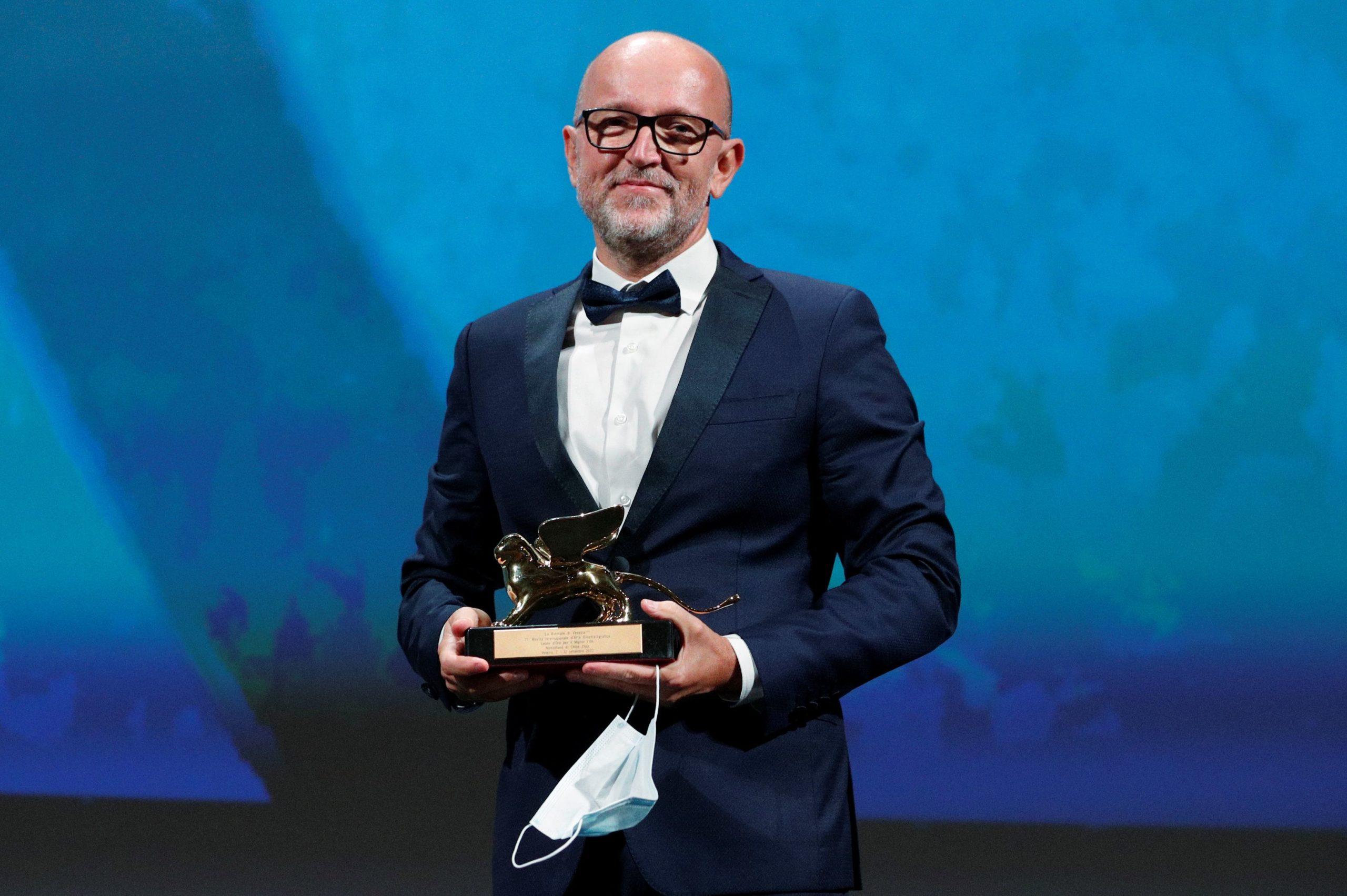 """""""Nomadland"""" remporte le Lion d'or de la Mostra de Venise"""