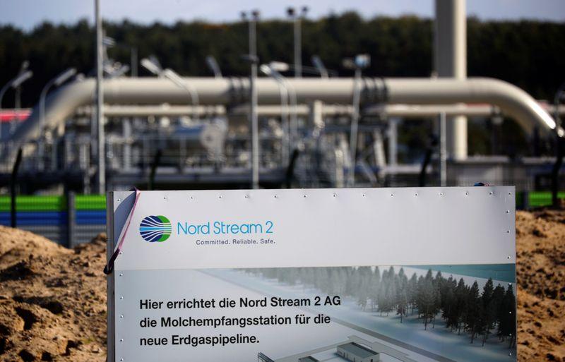 Nord Stream 2: Les firmes européennes prévenues du risque de sanctions US