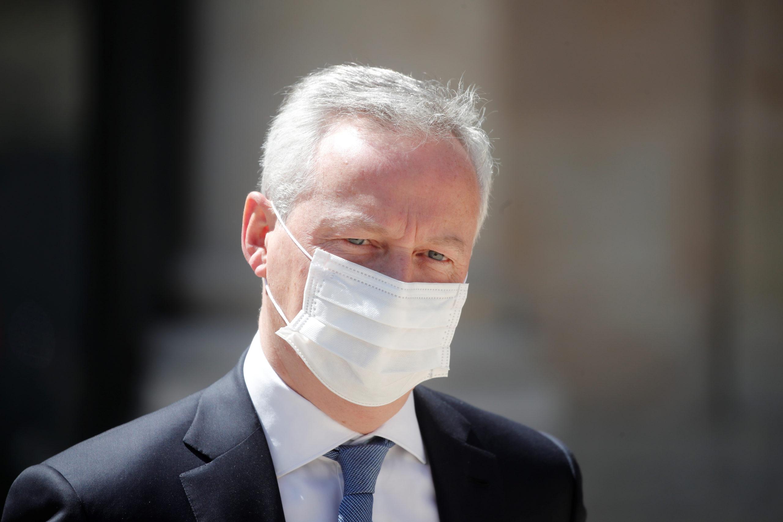 """""""Nous ferons ce qui est nécessaire pour garantir la survie d'Air France"""", déclare Le Maire"""