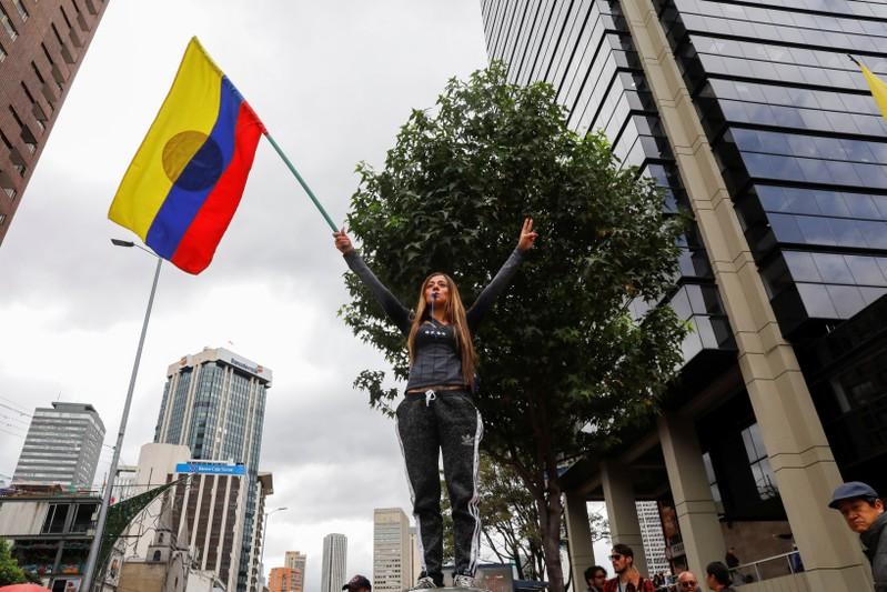 Nouvelle grève générale en Colombie