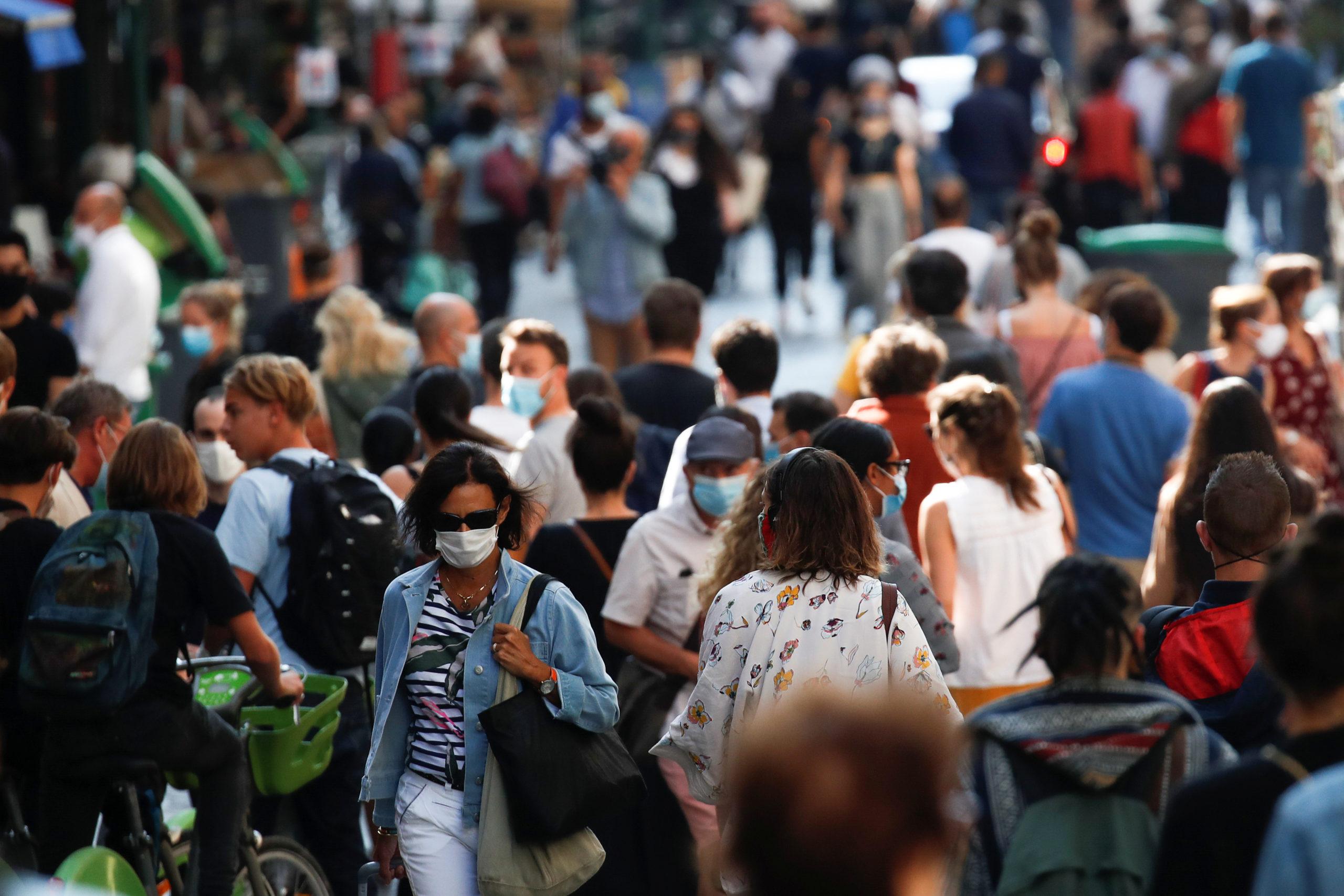 Nouvelles restrictions à Lyon pour freiner l'épidémie de coronavirus