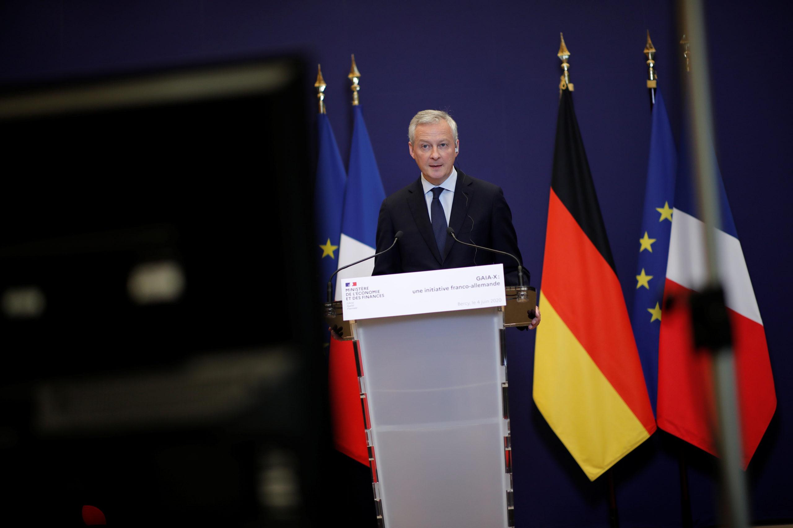 Paris vise une alliance avec l'Allemagne dans l'hydrogène, déclare Le Maire