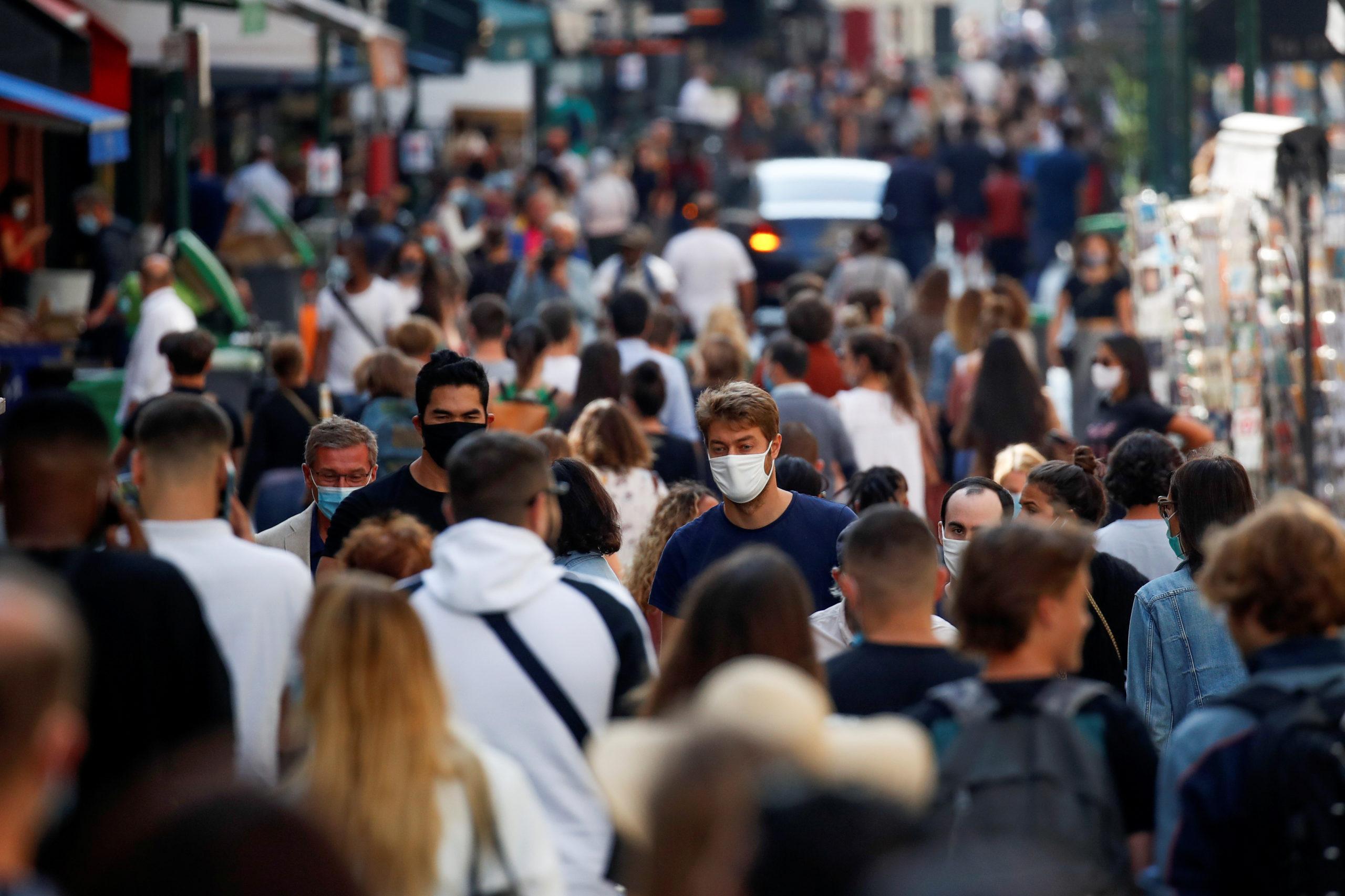 Pas encore de reprise de la surmortalité due au coronavirus, selon l'Insee