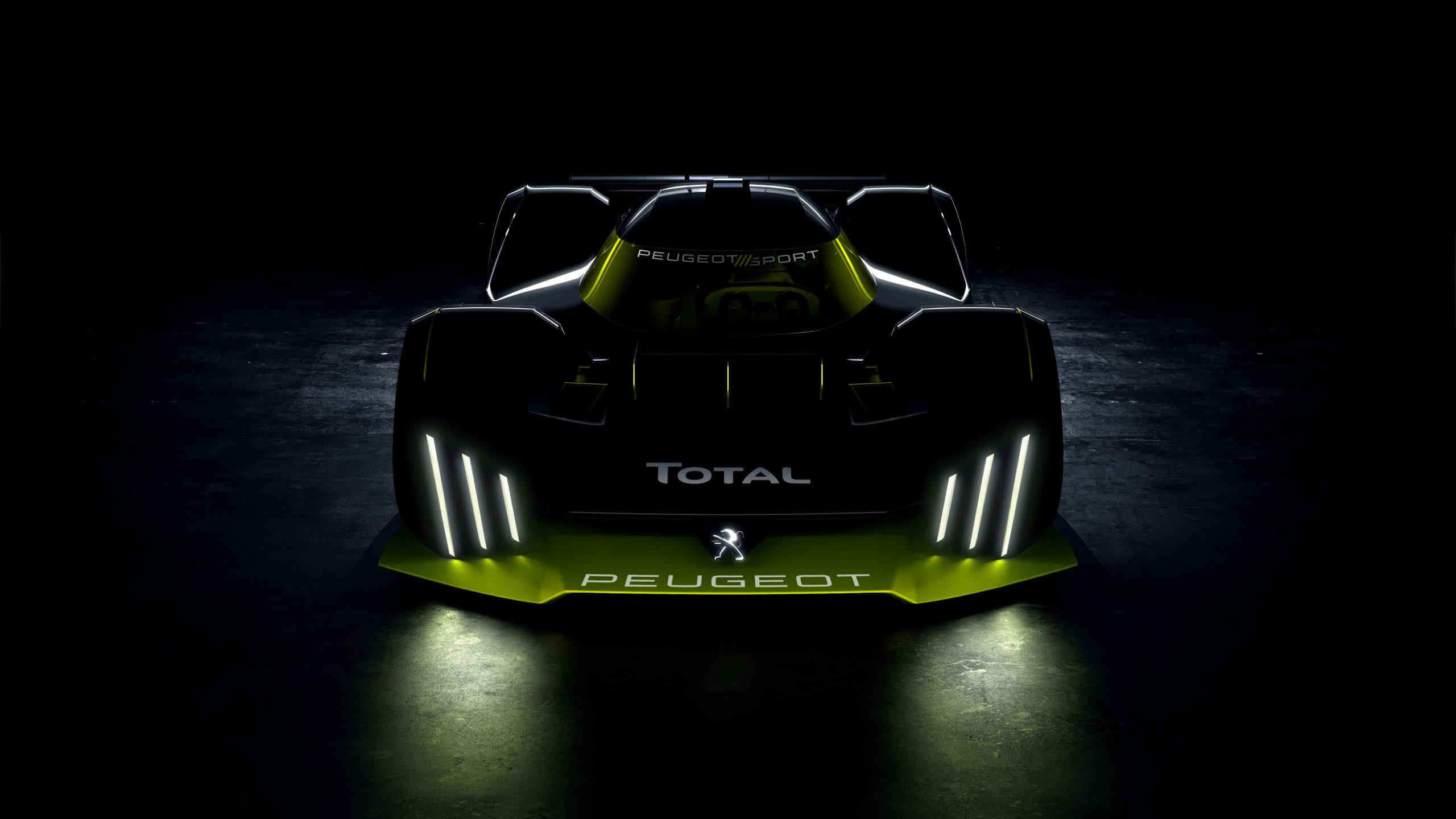 """Le Mans: Peugeot lève le voile sur une """"Hypercar"""" de 680 chevaux"""