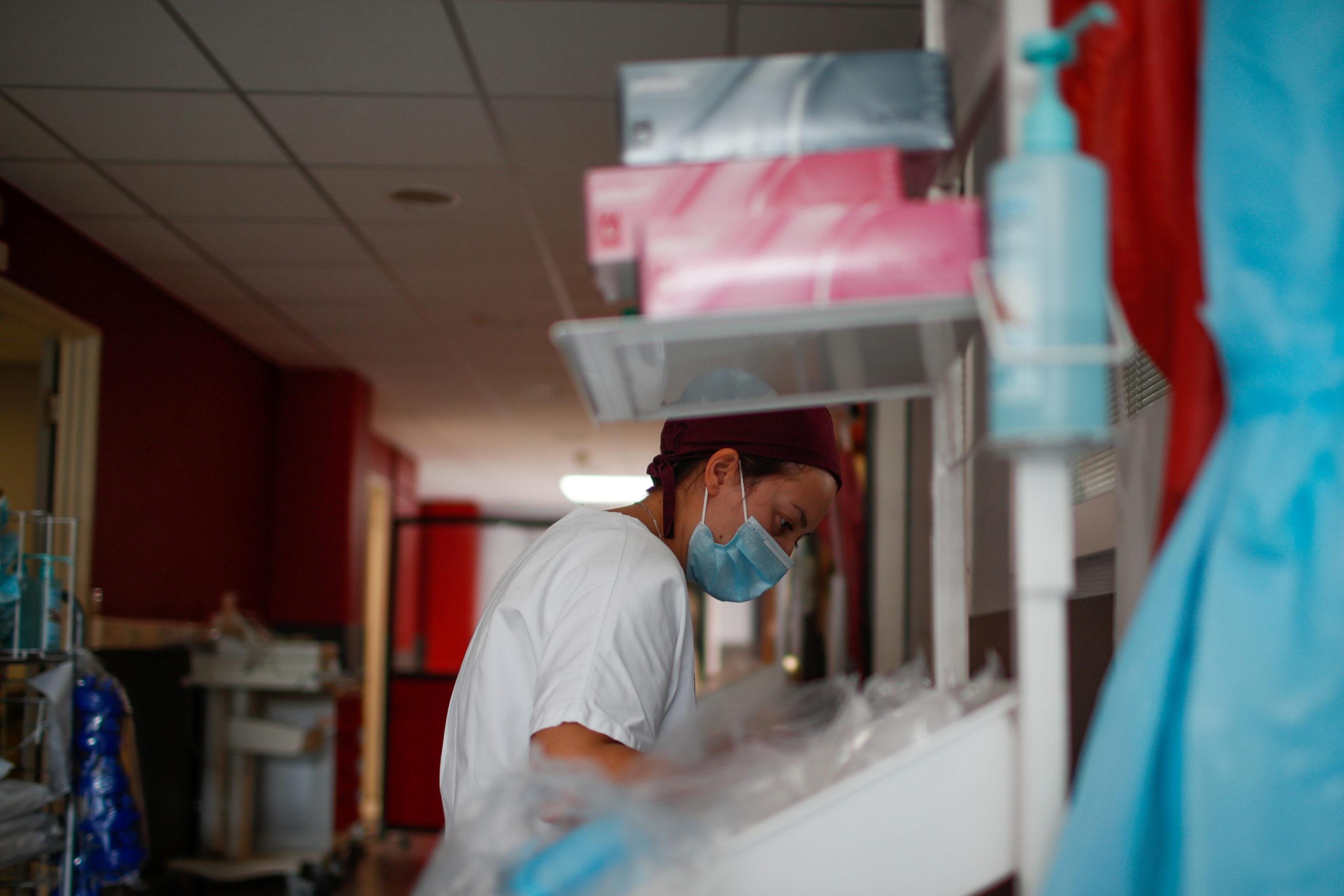 Plus de 9.500 contaminations au coronavirus relevées en 24 heures