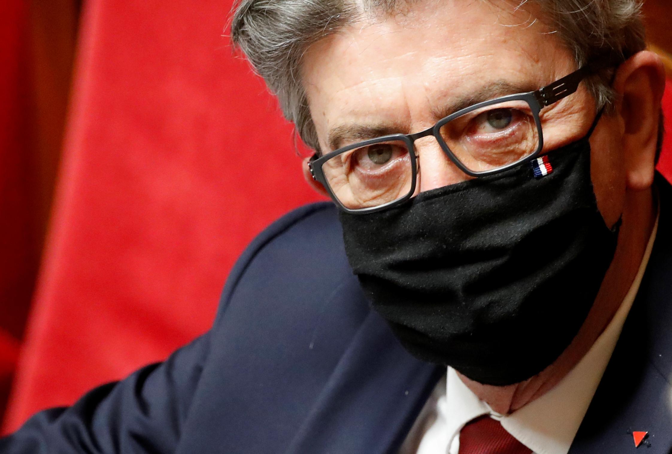 Présidentielle: Jean-Luc Mélenchon prendra sa décision en octobre
