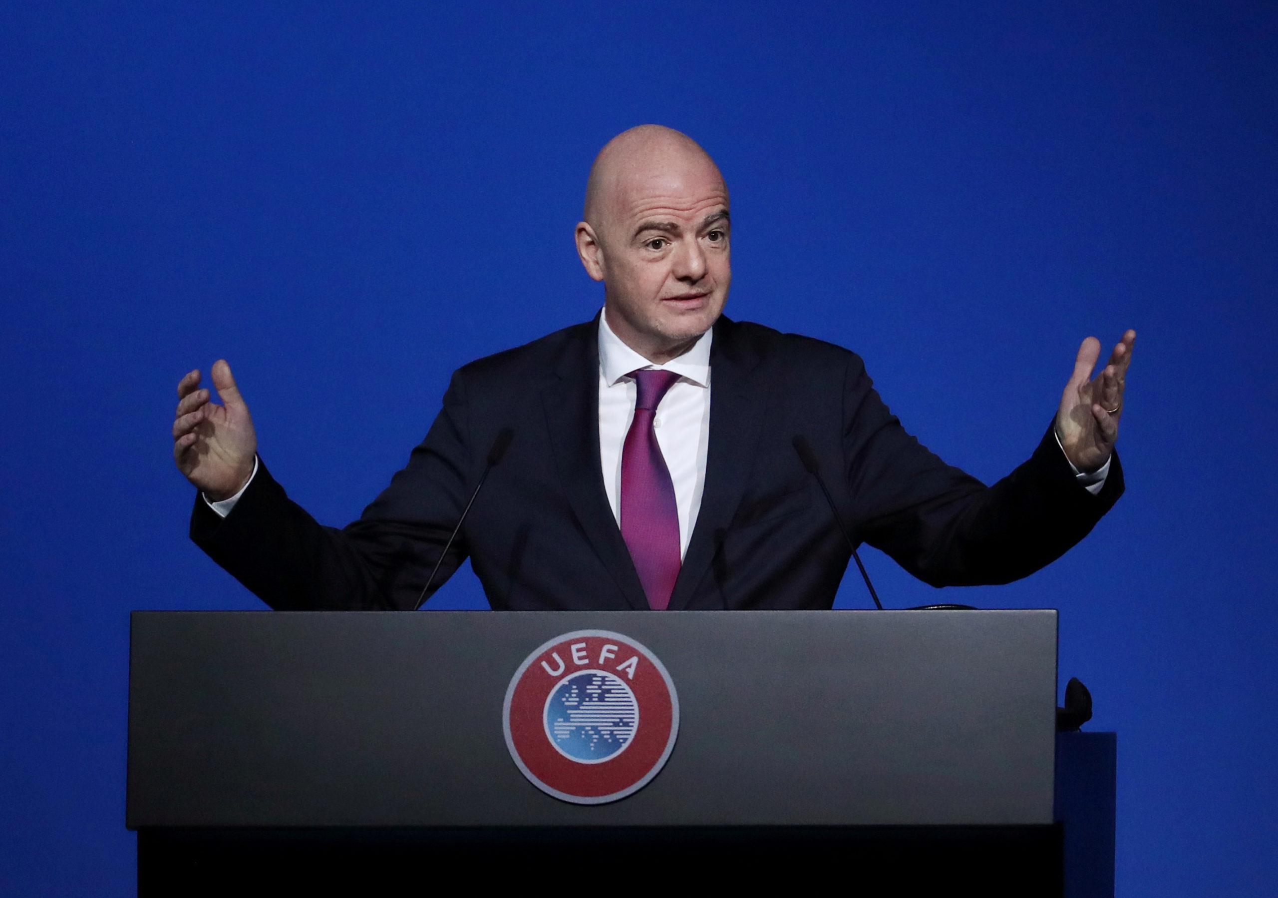 Procédure pénale en Suisse contre le président de la Fifa