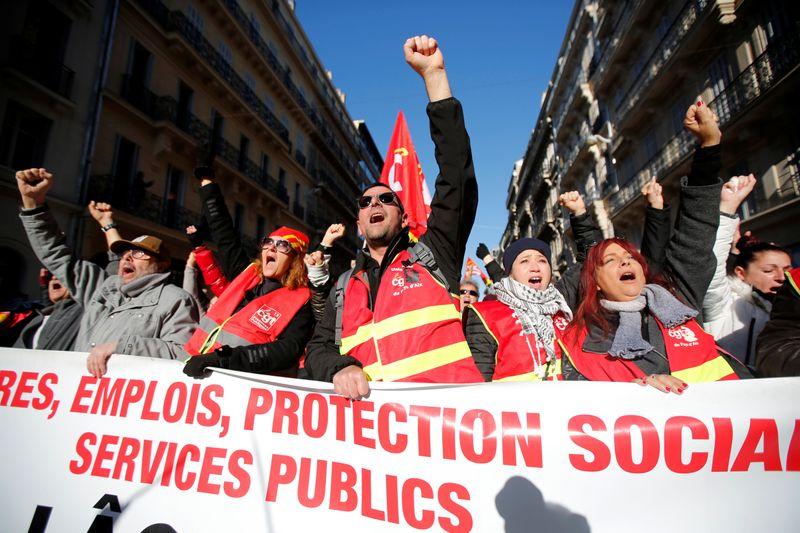 Retraites: L'intersyndicale appelle à la mobilisation les 12 et 17 décembre