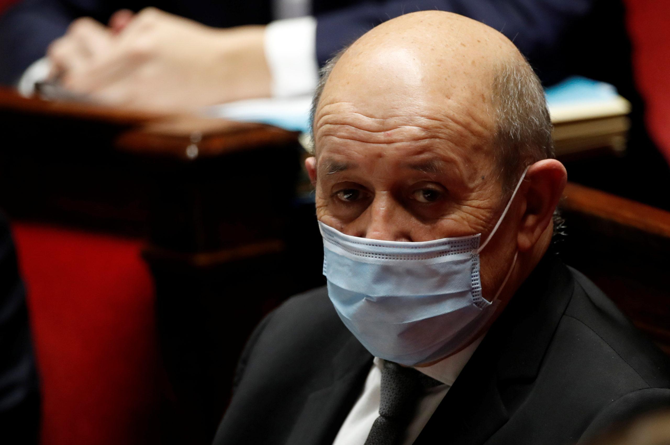 Réunion France-Allemagne-GB-USA jeudi sur l'Iran