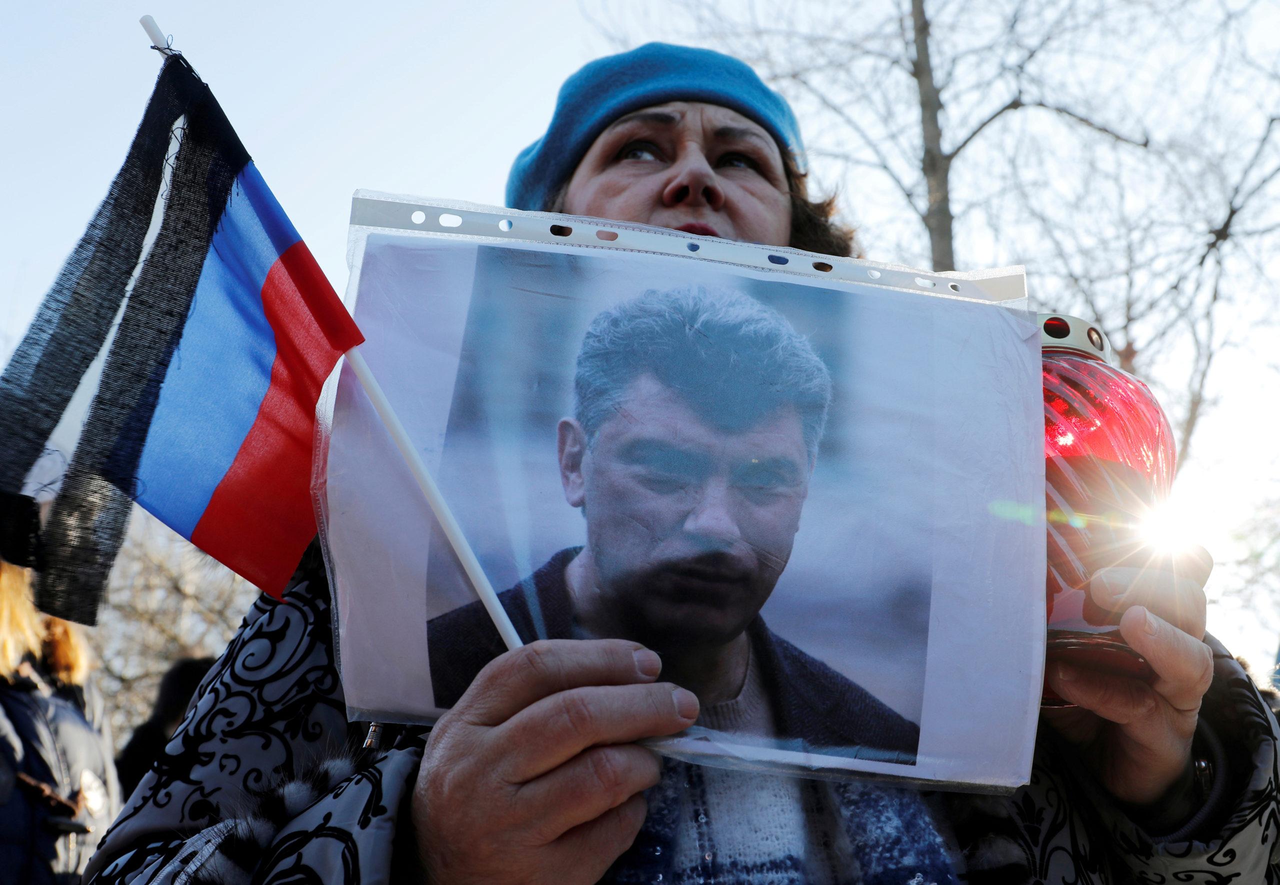 Russie: Rassemblement à la mémoire de l'opposant assassiné Boris Nemtsov