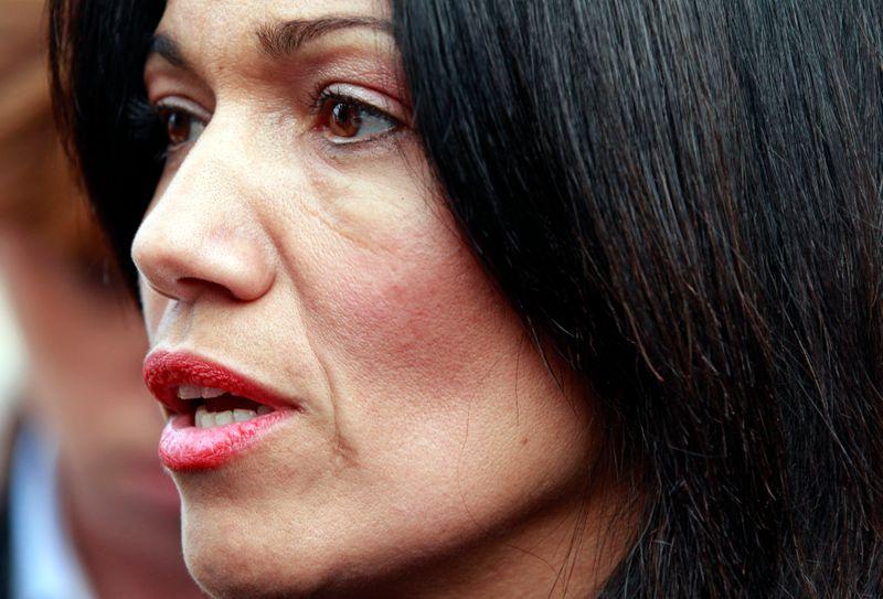 Samia Ghali soutient la candidature de Benoît Payan à la mairie de Marseille