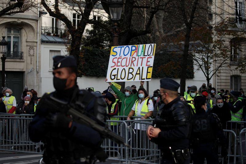Sécurité globale: nouvel appel à manifester samedi en France, sauf à Paris